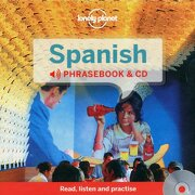 Lonely Planet Spanish Phrasebook and Audio cd (Lonely Planet Phrasebooks) (libro en inglés) - Lonely Planet - Lonely Planet
