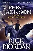Percy Jackson and the Titan's Curse (libro en inglés) - Rick Riordan - Puffin