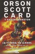 La Tierra en Llamas - Orson Scott Card,Aaron Johnston - B