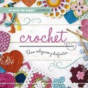 Crochet - Para Relajarse y Disfrutar - Veronica Vercelli - Vergara Y Riba