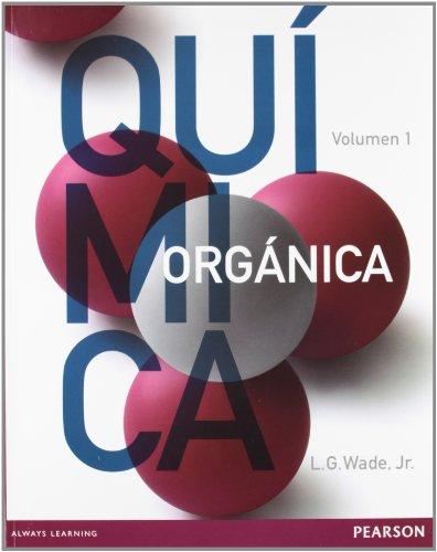 Química orgánica (volumen 1) l. g. wade jr.