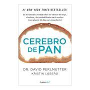 Cerebro de pan - David Perlmutter - Grijalbo
