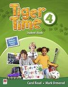 Tiger Time Level 4 Student Book + Ebook Pack (libro en inglés) - Mark Ormerod - Macmillan
