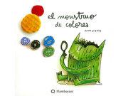 El Monstruo de Colores - Anna Llenas - Editorial Flamboyant