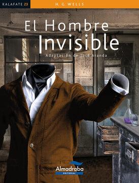 portada El Hombre Invisible