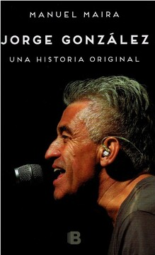 portada Jorge Gonzalez. Una Historia Original