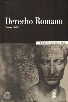 portada Derecho Romano - 3ª Edición