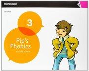 Phonics 3 Student's Packs (libro en Inglés) - Varios Autores - Richmond