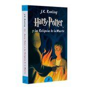Harry Potter y las Reliquias de la Muerte - J.K. Rowling - Salamandra