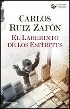 portada El Laberinto de los Espiritus