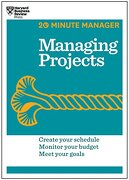 Managing Projects (Hbr 20-Minute Manager Series) (libro en Inglés) - Harvard Business Review - Harvard Business Review Press