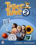 Tiger Time Level 2 Student Book + Ebook Pack (libro en Inglés) - Mark Ormerod; Carol Read - Macmillan
