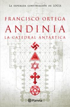 portada Andinia. La Catedral Antartica
