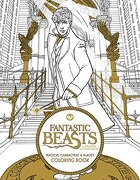 Fantastic Beasts and Where to Find Them: Magical Characters and Places Coloring Book (libro en Inglés) - Harpercollins Publishers - Harper Design