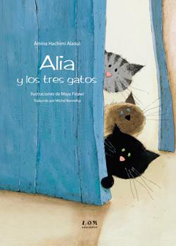portada Alia y los Tres Gatos