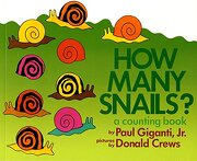 How Many Snails?  A Counting Book (Counting Books (Greenwillow Books)) (libro en Inglés) - Paul Giganti - Harpercollins
