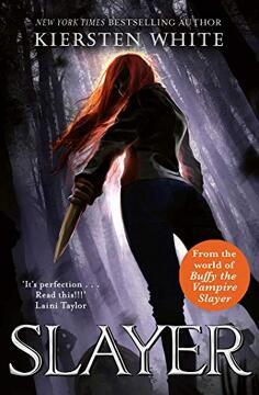 portada Slayer (libro en Inglés)