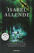 Memorias del Aguila y del Jaguar - Isabel Allende - Debolsillo