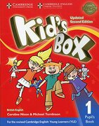 Kid's Box. Level 1. Per la Scuola Elementare. Con E-Book. Con Espansione Online. Con Libro: Pupil's Book (libro en Inglés) - Caroline Nixon; Michael Tomlinson - Cambridge University Press