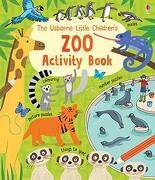 Little Children's zoo Activity Book (libro en Inglés)