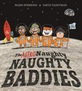 The Astro Naughty Naughty Baddies (libro en Inglés)