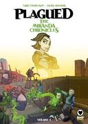 Plagued: The Miranda Chronicles vol 1 (libro en Inglés)