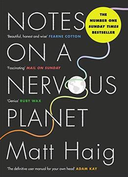 portada Notes on a Nervous Planet (libro en Inglés)