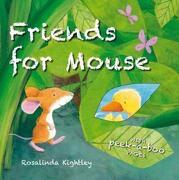 Friends for Mouse (Peek a Boo) (libro en Inglés)