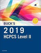 Buck's 2019 Hcpcs Level ii, 1e (libro en Inglés)