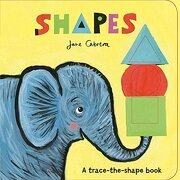 Shapes (Trace-The-Shape Book) (libro en Inglés)
