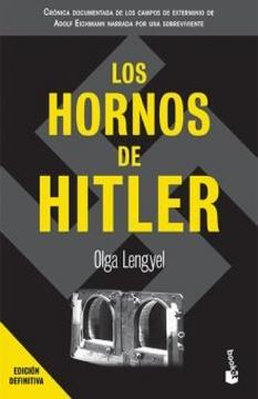 portada Los Hornos de Hitler