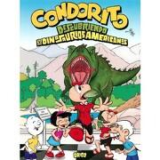 Condorito Descubriendo los Dinosaurios Americanos - Pepo - Origo Ediciones