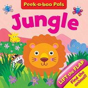 Jungle Peekaboo Who? (Peek-A-Boo Pals) (libro en Inglés)