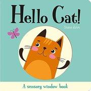 Peek-A-Boo Little Cat! (Touch and Trace) (libro en Inglés)