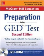Mcgraw-Hill Education Preparation for the ged Test With Dvd-Rom (libro en Inglés)