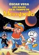 Los Viajes en el Tiempo de Mampato - Oscar Vega - Planeta Comic
