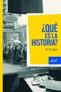 Que es la Historia - E. H. Carr - Ariel