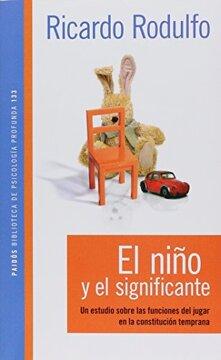 portada El Niño y el Significante