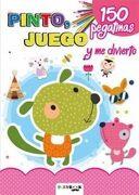 Pinto, Juego y me Divierto. Rosa - Equipo Editorial - Playbook Rg