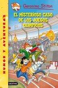 El Misterioso Caso de los Juegos Olimpicos. Geronimo Stilton - Geronimo Stilton - Destino