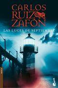 Las Luces de Septiembre - Carlos Ruiz Zafón - Booket