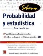 Probabilidad y Estadistica - Spiegel - Mcgraw-Hill