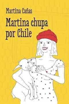 portada Martina Chupa por Chile