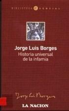 portada Historia Universal de la Infamia (Biblioteca Esencial, 3)