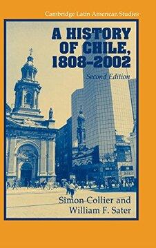 portada A History of Chile, 1808 2002 (Cambridge Latin American Studies) (libro en Inglés)