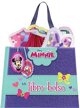 portada Mi Libro Bolso: Disney Minnie
