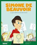 Simone de Beauvoir - Cristina Sánchez Muñoz - Shackleton Kids