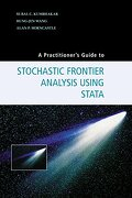 A Practitioner's Guide to Stochastic Frontier Analysis Using             Stata (libro en Inglés)