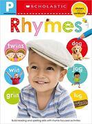 Pre-K Skills Workbook: Rhymes (Scholastic Early Learners) (libro en Inglés)