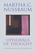 Upheavals of Thought Paperback: The Intelligence of Emotions (libro en Inglés) - Martha C. Nussbaum - Cambridge University Press